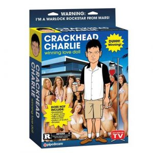 Crackhead Charlie Sex Doll