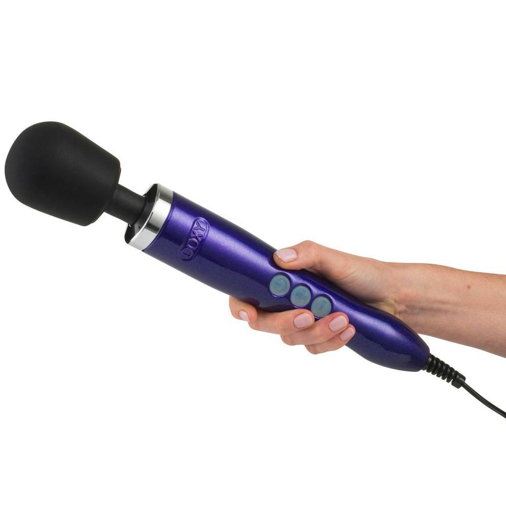 Doxy-Die-Cast-Wand-Massager-PURPLE-UK-Plug-3