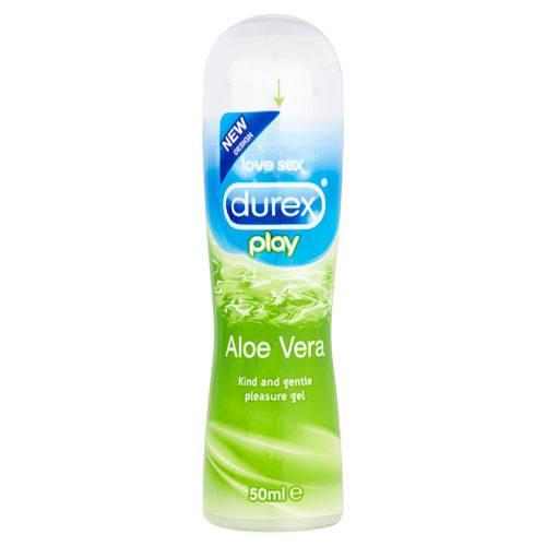 Durex Play Aloe Vera 50mls Lubricant