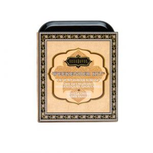 Kama Sutra Weekender Kit In A Tin Vanilla Creme