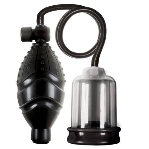NS Novelties Renegade Just The Tip Clear Penis Pump