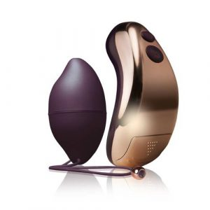 Rocks Off RODUET Remote Control Couples Love Egg