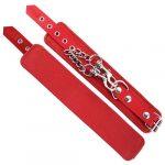 Rouge Garments Wrist Cuffs Red