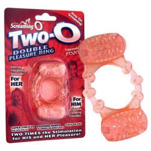 Screaming O TwoO Vibrating Cock Ring