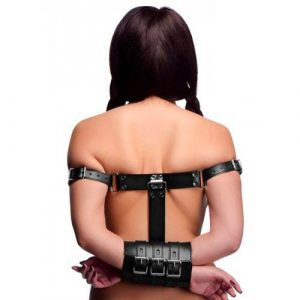 Strict Arm Binder Adjustable Restraint