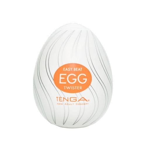 Tenga Twister Egg Masturbator
