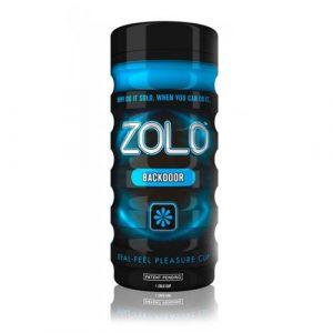 Zolo Back Door Masturbator Cup