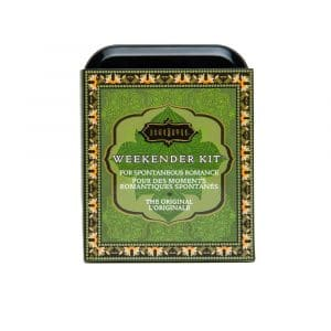 Kama Sutra Weekender Kit In A Tin - The Original
