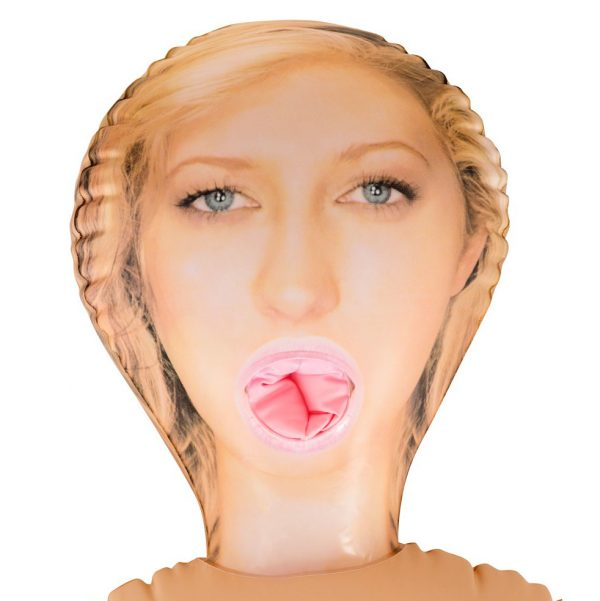 My Dirty MILF Love Doll Mouth
