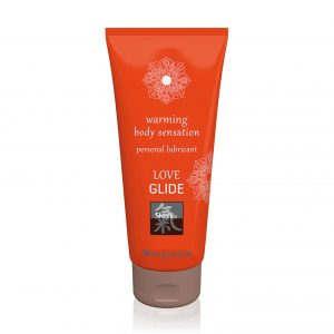 Shiatsu Love Glide Warming Body Sensation 100ml