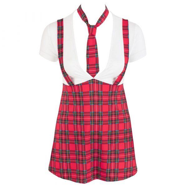 Cottelli Plus Size School Girl Uniform 1