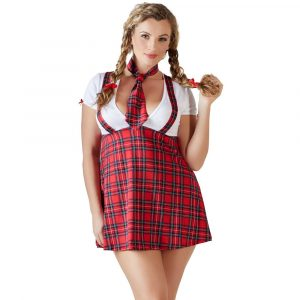 Cottelli Plus Size School Girl Uniform