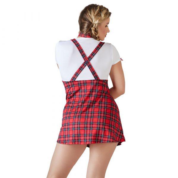 Cottelli Plus Size School Girl Uniform Back