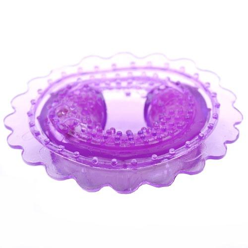 Nipple Vibrator (Purple)