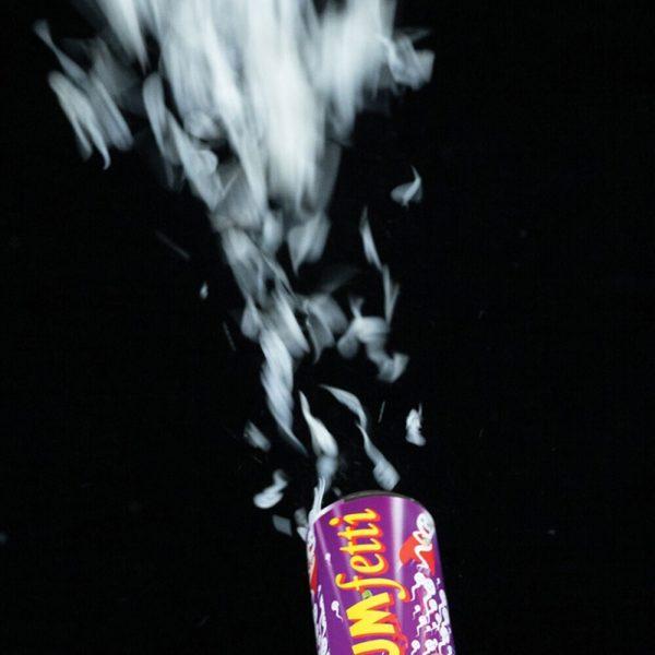 Cumfetti Sperm Shaped Confetti Party Popper 1