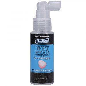 Good Head Wet Head Dry Mouth Spray (Cotton Candy 59ml)