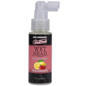 Good Head Wet Head Dry Mouth Spray (Pink Lemonade 59ml)