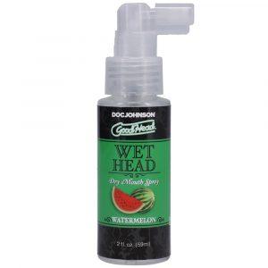 Good Head Wet Head Dry Mouth Spray (Watermelon 59ml)