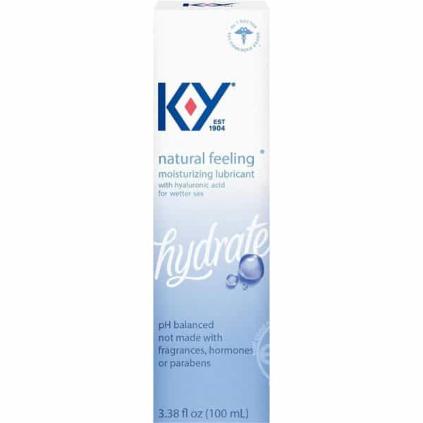 KY Hydrate Natural Feeling Lube 100ml