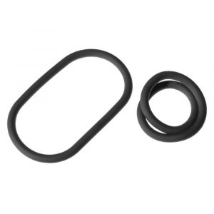 Perfect Fit XPlay Gear 9 Inch Slim Wrap Ring (2 Pack)