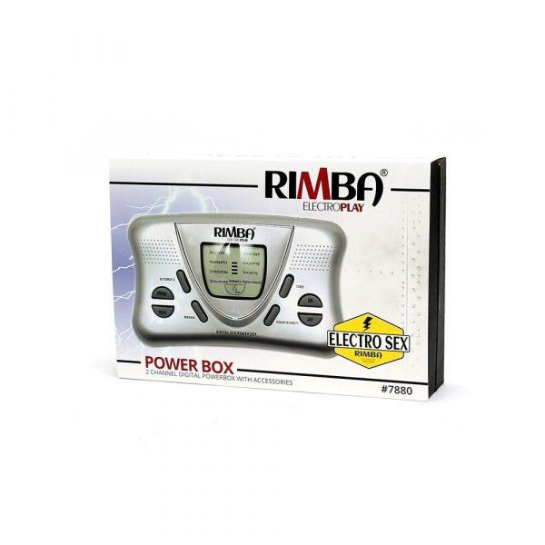Rimba Electro Powerbox Set Packaged